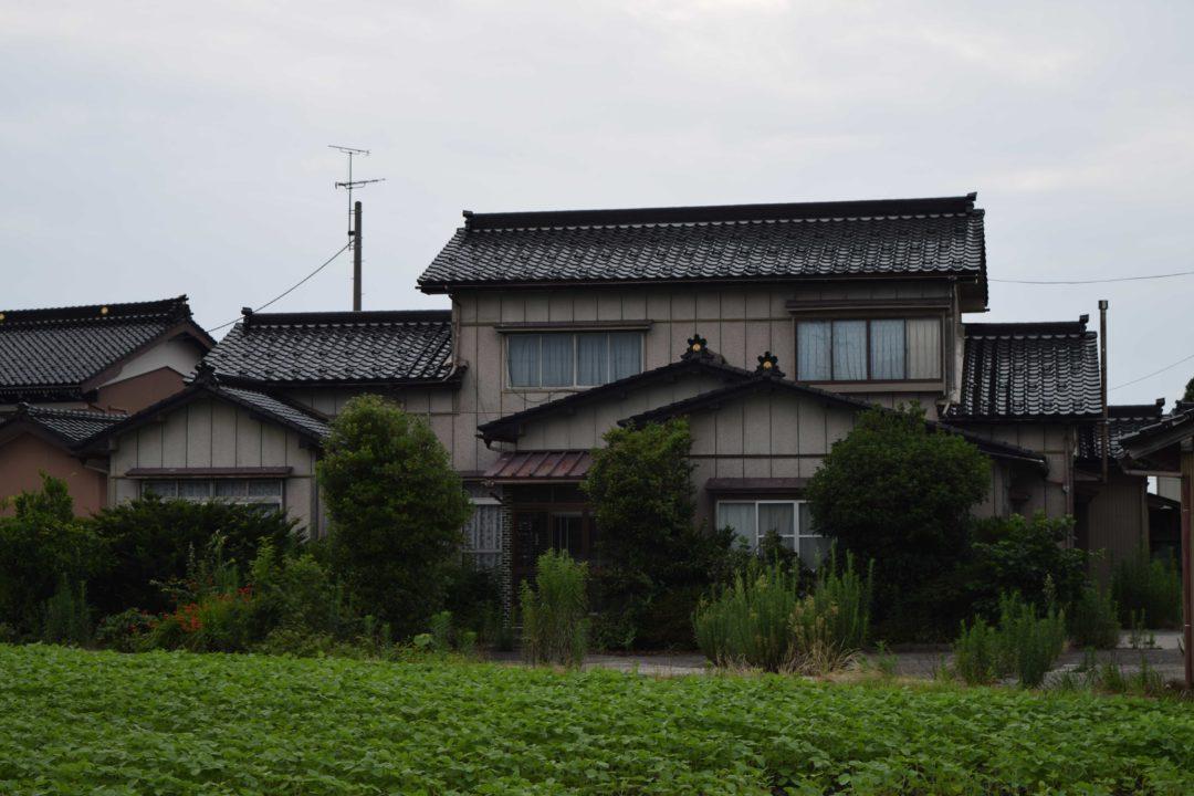 入善町田中中古住宅写真