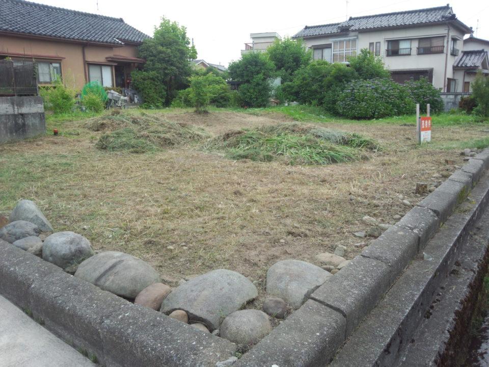 富山市太田土地写真