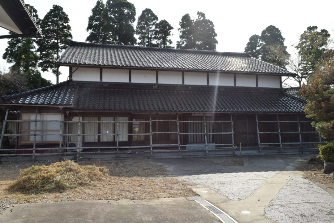 砺波市五郎丸土地建物写真