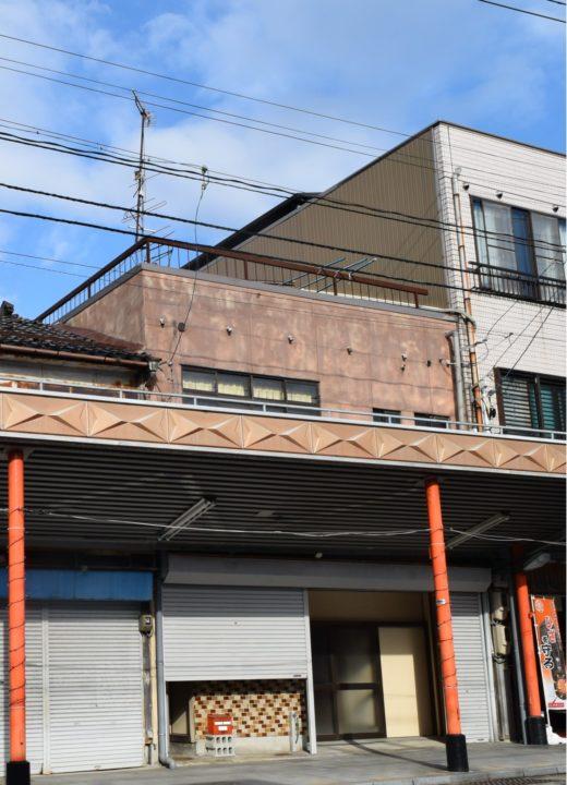 魚津市新宿の店舗付住宅写真