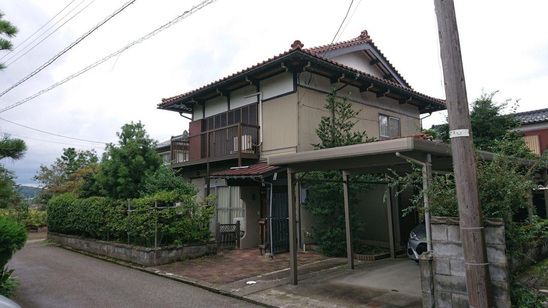 富山市長附住宅写真
