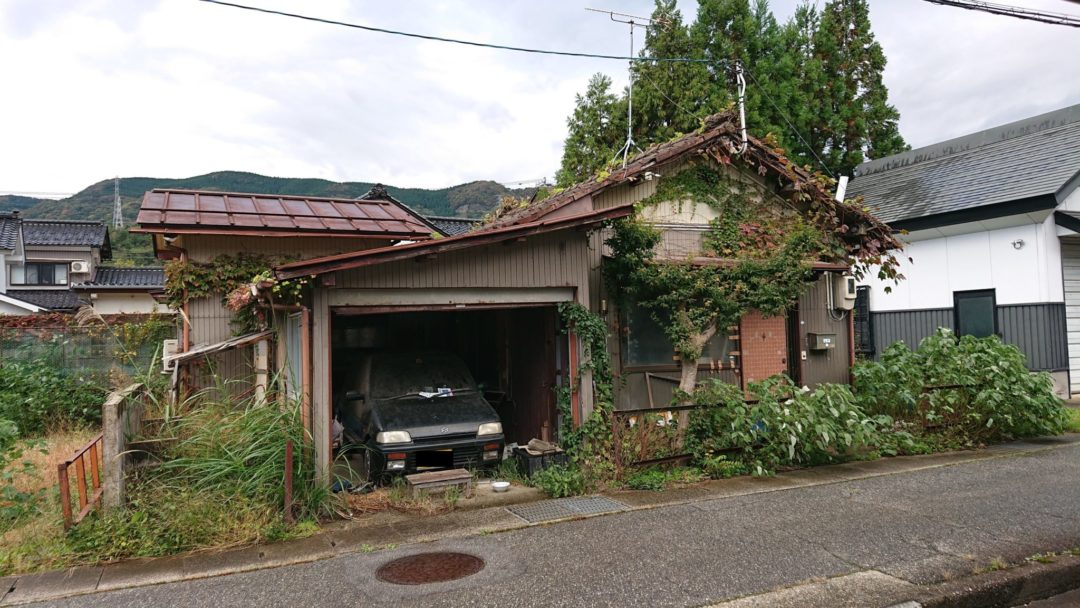富山市楡原の土地写真
