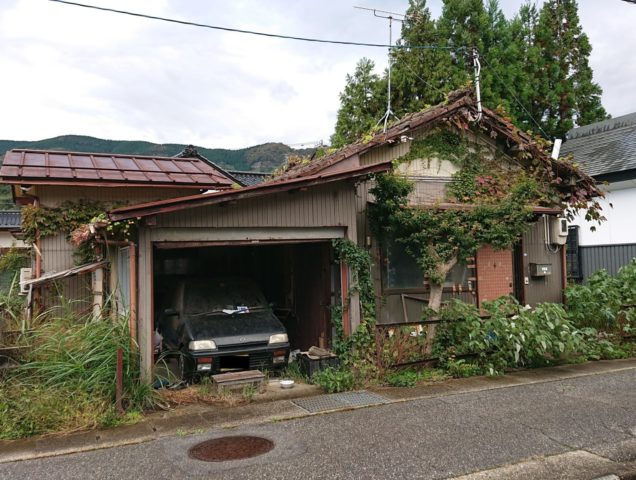 富山市楡原の土地