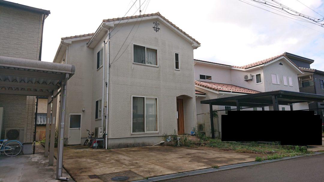 福井市引目町住宅写真