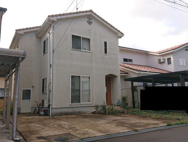 福井市引目町住宅