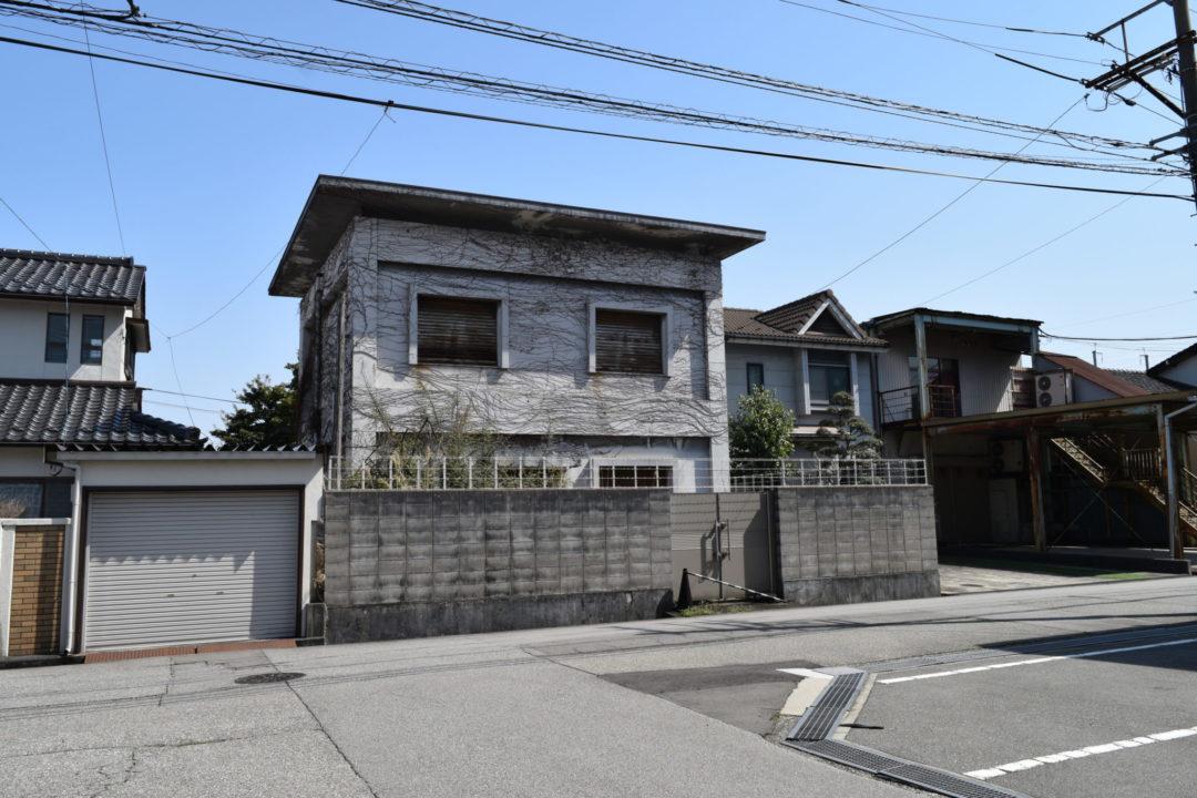 富山市赤江町の土地写真