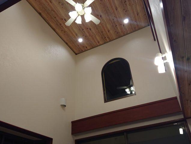 外壁、リビング改装工事