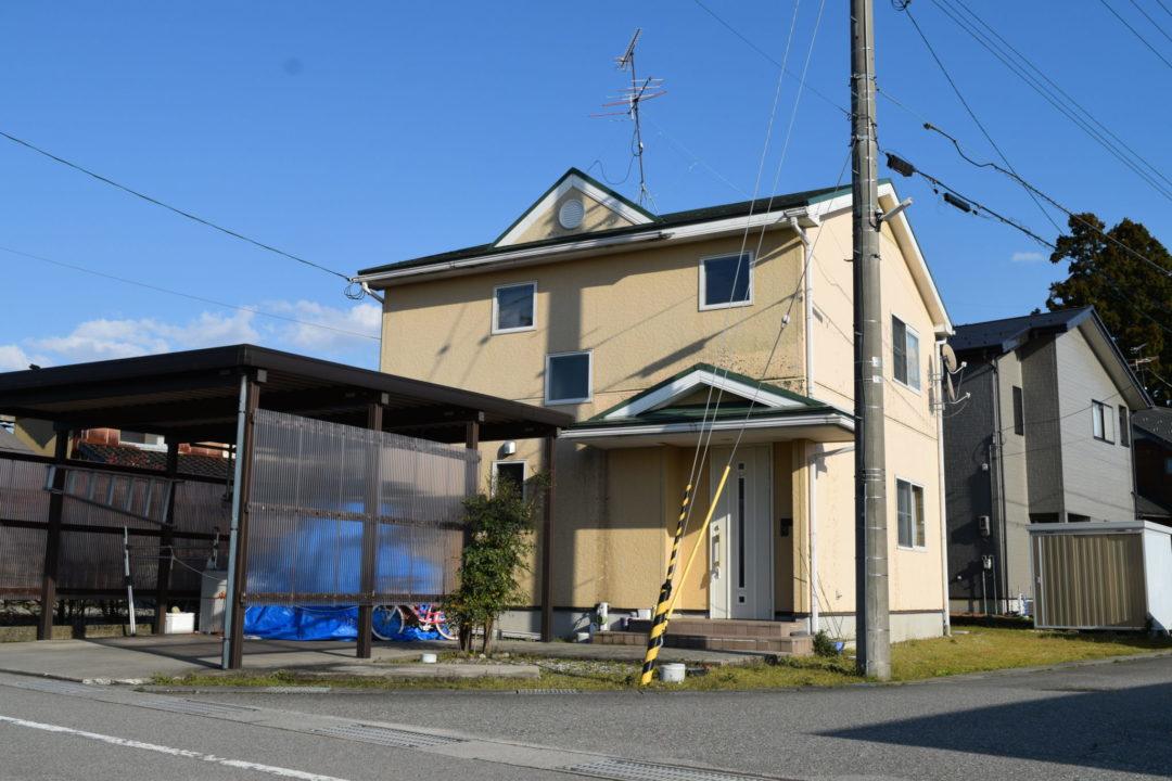 立山町高原八ツ屋住宅写真
