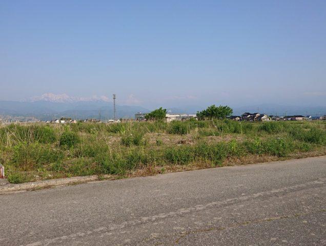 富山市水橋狐塚の土地