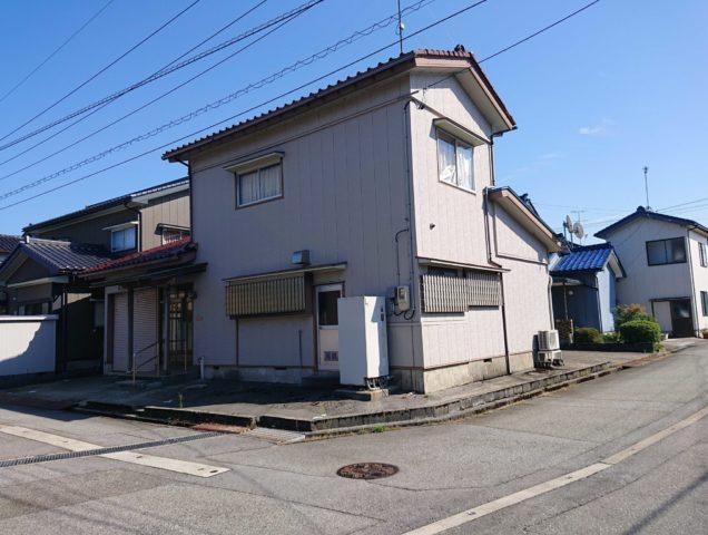下新川郡入善町上野中古住宅
