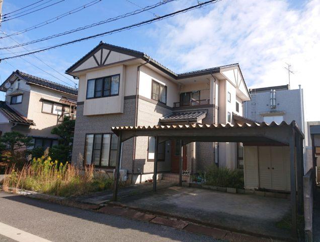 富山市日俣中古住宅