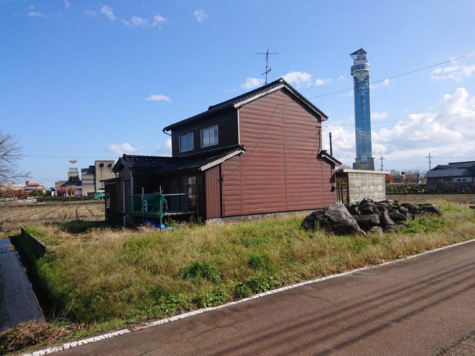 小矢部市島中古住宅写真