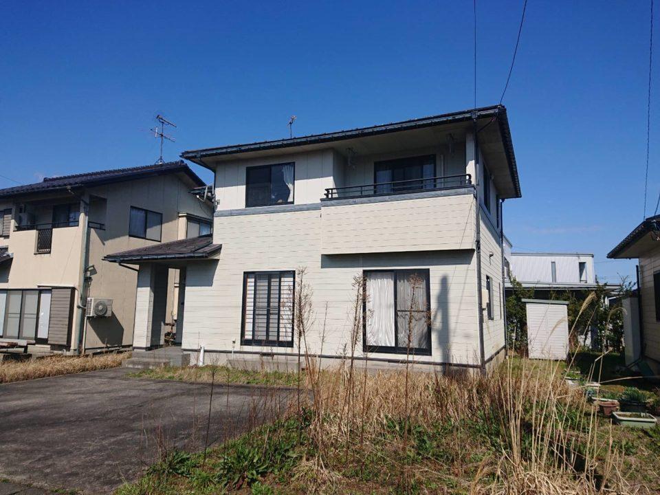 富山市長附中古住宅写真
