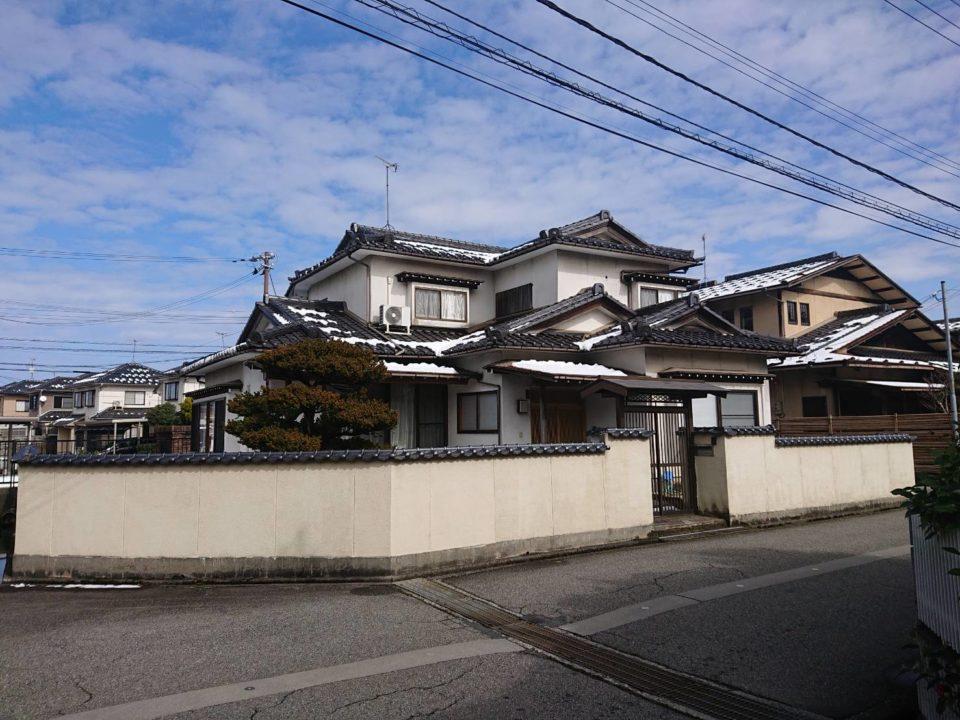 富山市豊田本町3丁目の中古住宅写真