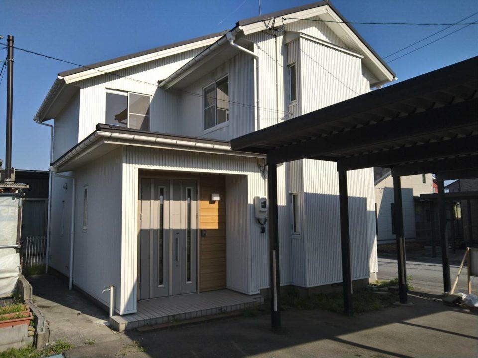 富山市婦中町麦島中古住宅写真