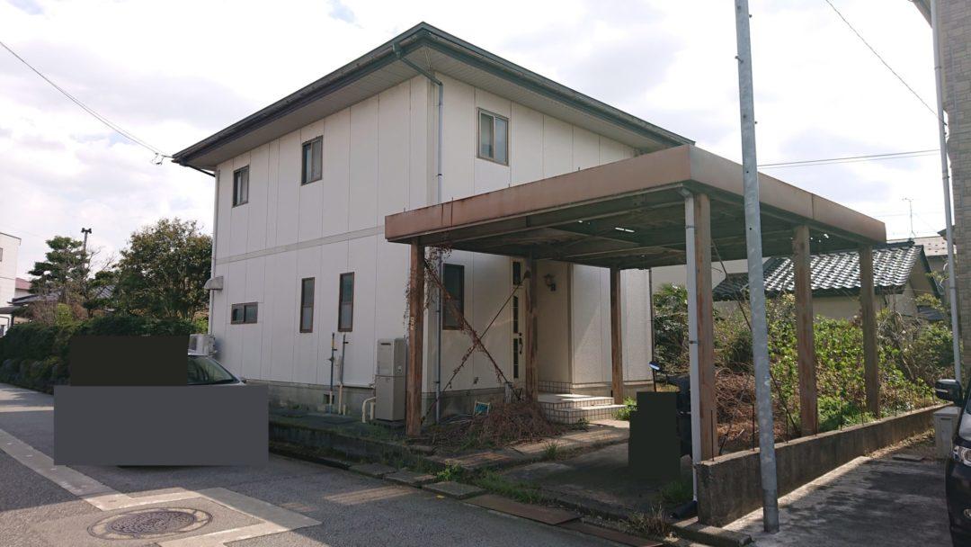 富山市鶴ケ丘町中古住宅写真