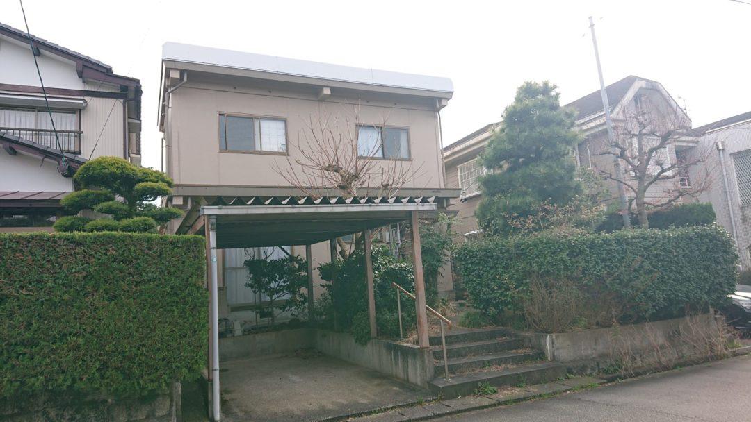 富山市長江新町1丁目 中古住宅写真