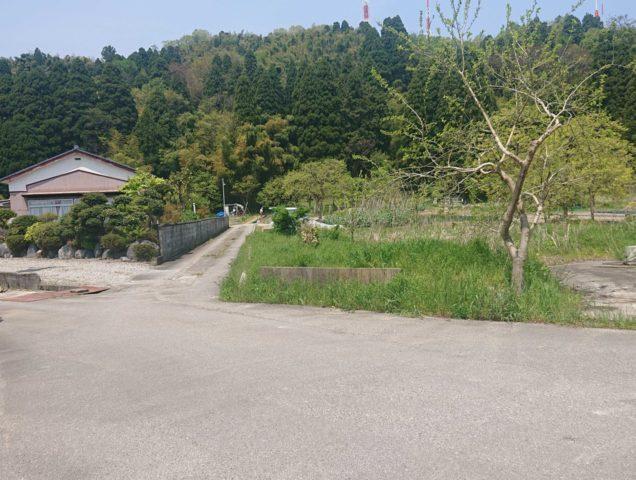 富山市寺町の土地