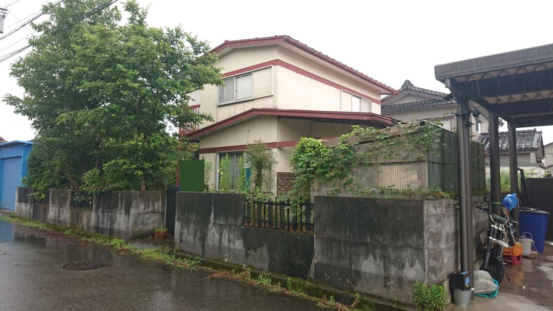 富山市城村(昭和新町)土地写真