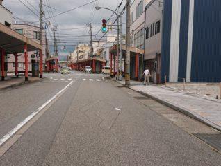 魚津市新宿の土地 サムネイル