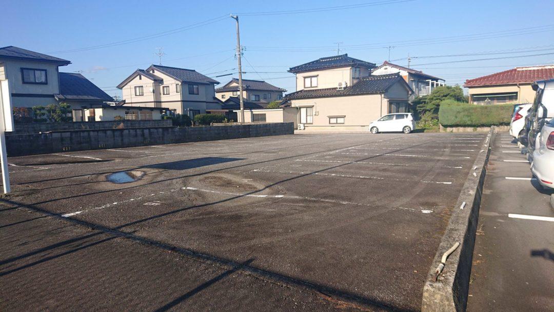 富山市本郷町の土地写真