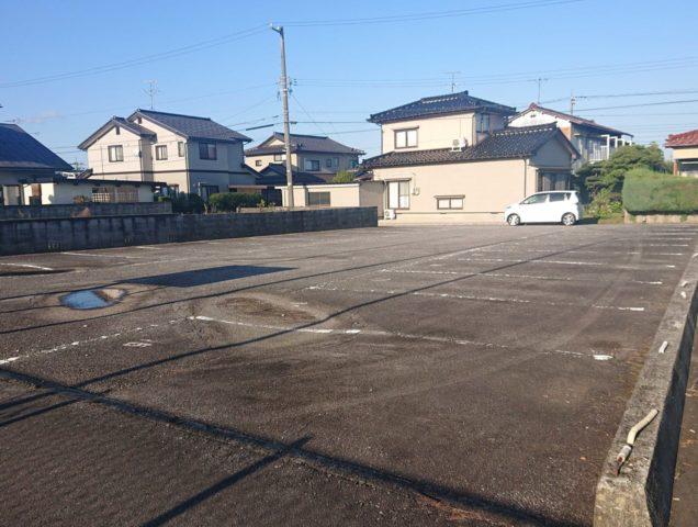 富山市本郷町の土地