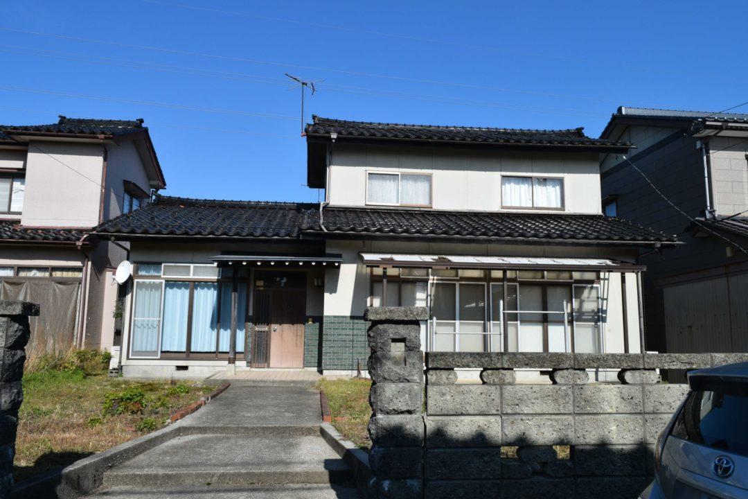 富山市水橋中村(水橋中新町)中古住宅写真