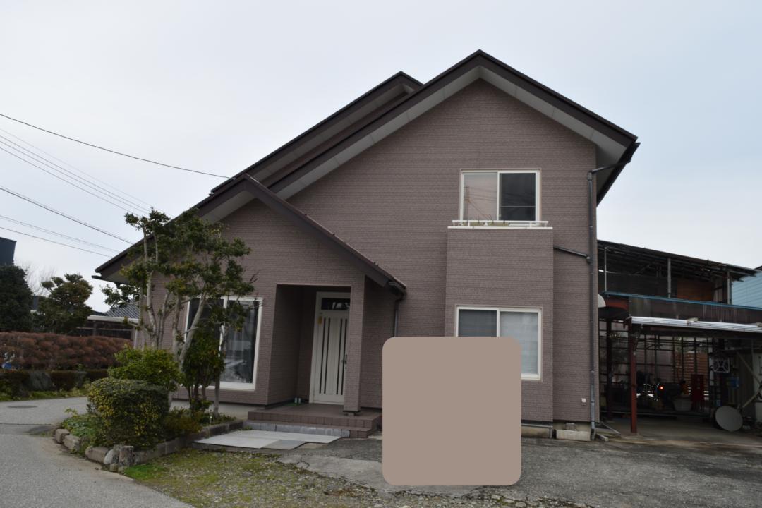 富山市小原屋中古住宅写真