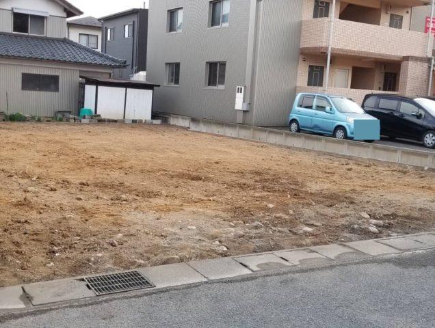 福井県鯖江市東米岡2丁目の土地